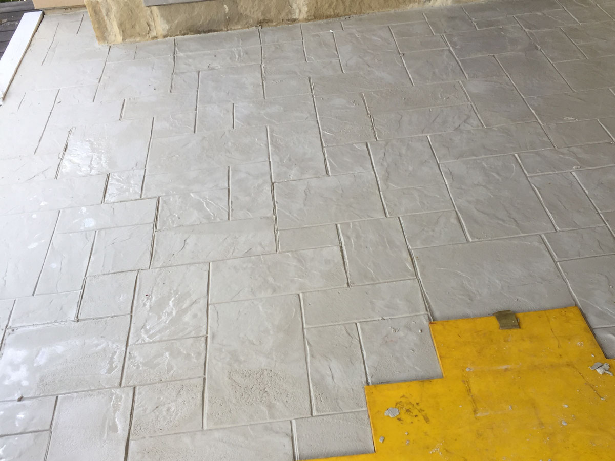 Stamped Concrete Concrete Decorative Concrete Llc